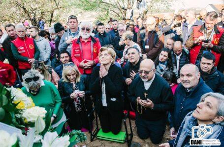 Posolstvo Panny Márie, Kráľovnej pokoja, 2. apríla 2019, cez vizionárku Mirjanu Dragičevičovú-Soldovú
