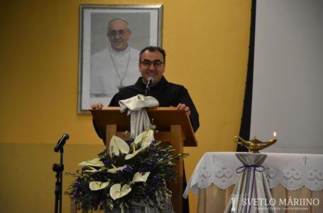 25.Medzinárodná duchovná obnova pre organizátorov pútí, vedúcich modlitbových skupín…