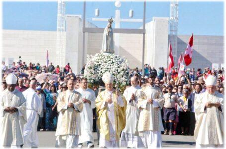 Pápež Ján Pavol II.: Vškole Panny Márie
