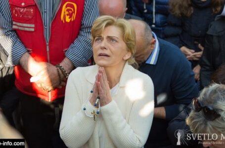 Posolstvo Panny Márie, Kráľovnej pokoja, 2. júna 2019, cez vizionárku Mirjanu Dragičevičovú-Soldovú