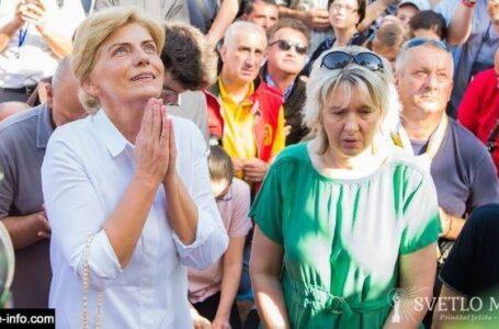 Posolstvo Panny Márie, Kráľovnej pokoja, 2. septembra 2019, cez vizionárku Mirjanu Dragičevičovú-Soldovú