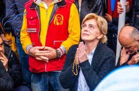 Posolstvo Panny Márie, Kráľovnej pokoja, 2. novembra 2019, cez vizionárku Mirjanu Dragičevičovú-Soldovú