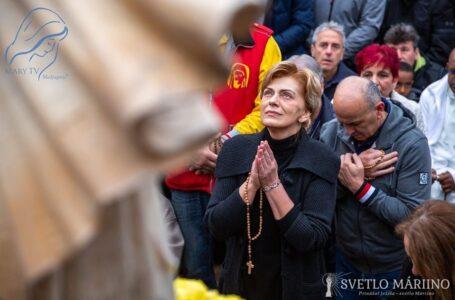 Posolstvo Panny Márie, Kráľovnej pokoja, 2. decembra 2019, cez vizionárku Mirjanu Dragičevičovú-Soldovú