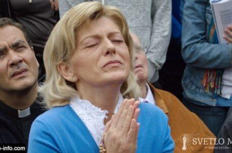 Posolstvo Panny Márie, Kráľovnej pokoja, 2. októbra 2019, cez vizionárku Mirjanu Dragičevičovú-Soldovú