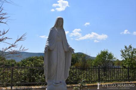 Posolstvo Panny Márie, Kráľovnej pokoja  25.4.2020 cez vizionárku Mariju Pavlovičovú-Lunettiovú