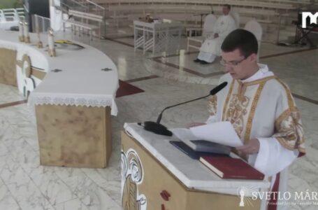 Homília, diakon Renato Galič, Medžugorie, 10.05.2020