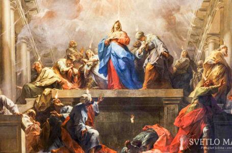 Duch Svätý premieňa