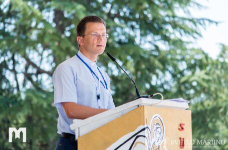 Svedectvo otca Branislava Babjaka. Mladifest, Medžugorie 05.08.2019
