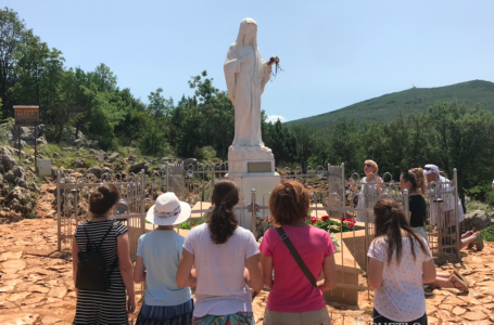 Modlitba na Podbrde, 24.06.2020