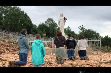 9. deň novény pred 39. výročím zjavení