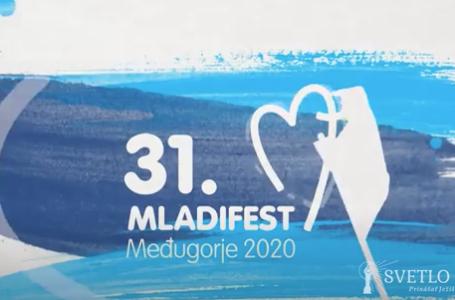 31. MEDZINÁRODNÝ FESTIVAL MLADÝCH Medžugorie, 1.8. – 6.8.2020