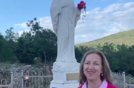 Posolstvo Panny Márie, Kráľovnej pokoja, 25. augusta 2020, cez vizionárku Mariju Lunettiovú