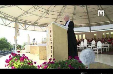 31. Mladifest: Katechéza, Mons. Henryk Hoser SAC, 03.08.2020