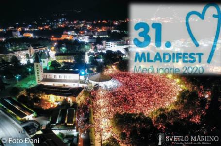 31. MLADIFEST 2020 – 3. deň PONDELOK 3.8.2020
