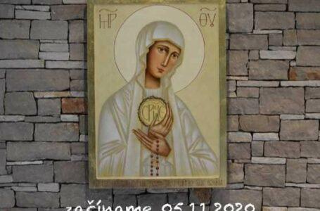 Úvod k zasväteniu sa Najsvätejšej Trojici prostredníctvom Panny Márie