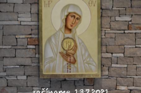 Zasvätenie sa Najsvätejšej Trojici prostredníctvom Panny Márie