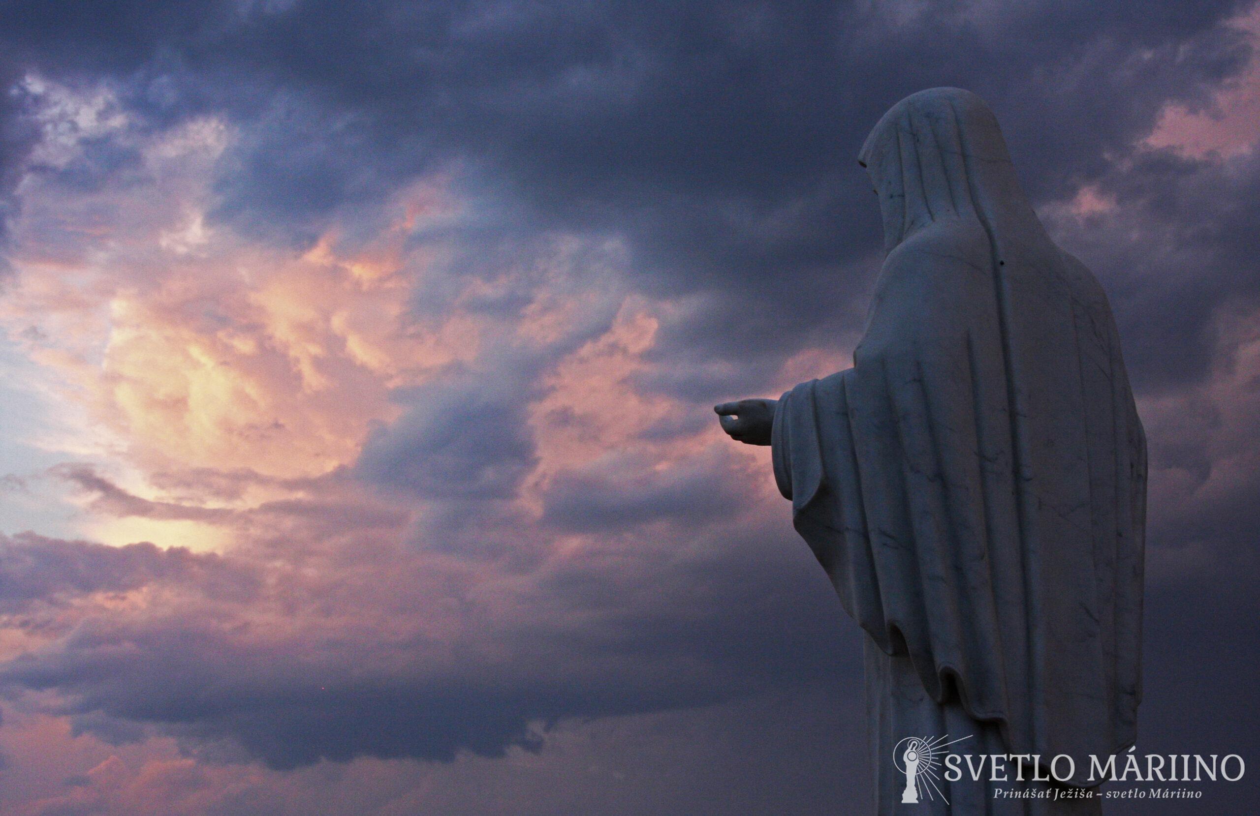 Modlitbou aobrátením kbudúcnosti apokoju (páter Ljubo Kurtovič, OFM)