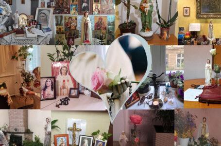 Svedectvá z  33 – dňových duchovných cvičení zasvätenia ukončených 07.10.2020.