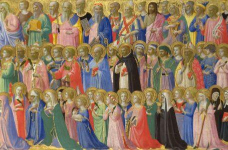 Vzývajte všetkých svätých (páter Ljubo Kurtovič, OFM)