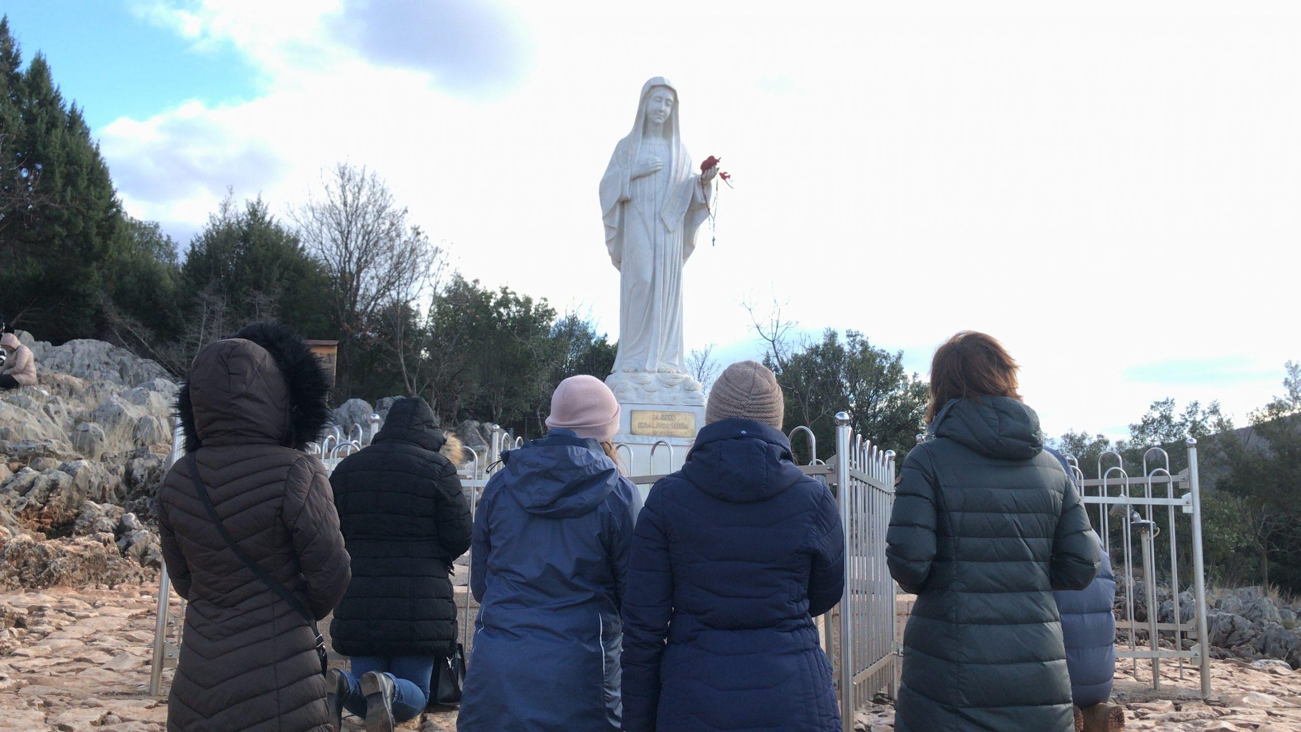 Modlitba ruženca v prvú sobotu v mesiaci 06.02.2021
