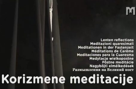 Meditácie na pôstne obdobie, páter Stanko Mábič, Medžugorie 10.03.2021
