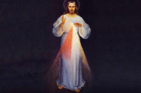 Novéna pred sviatkom Božieho milosrdenstva