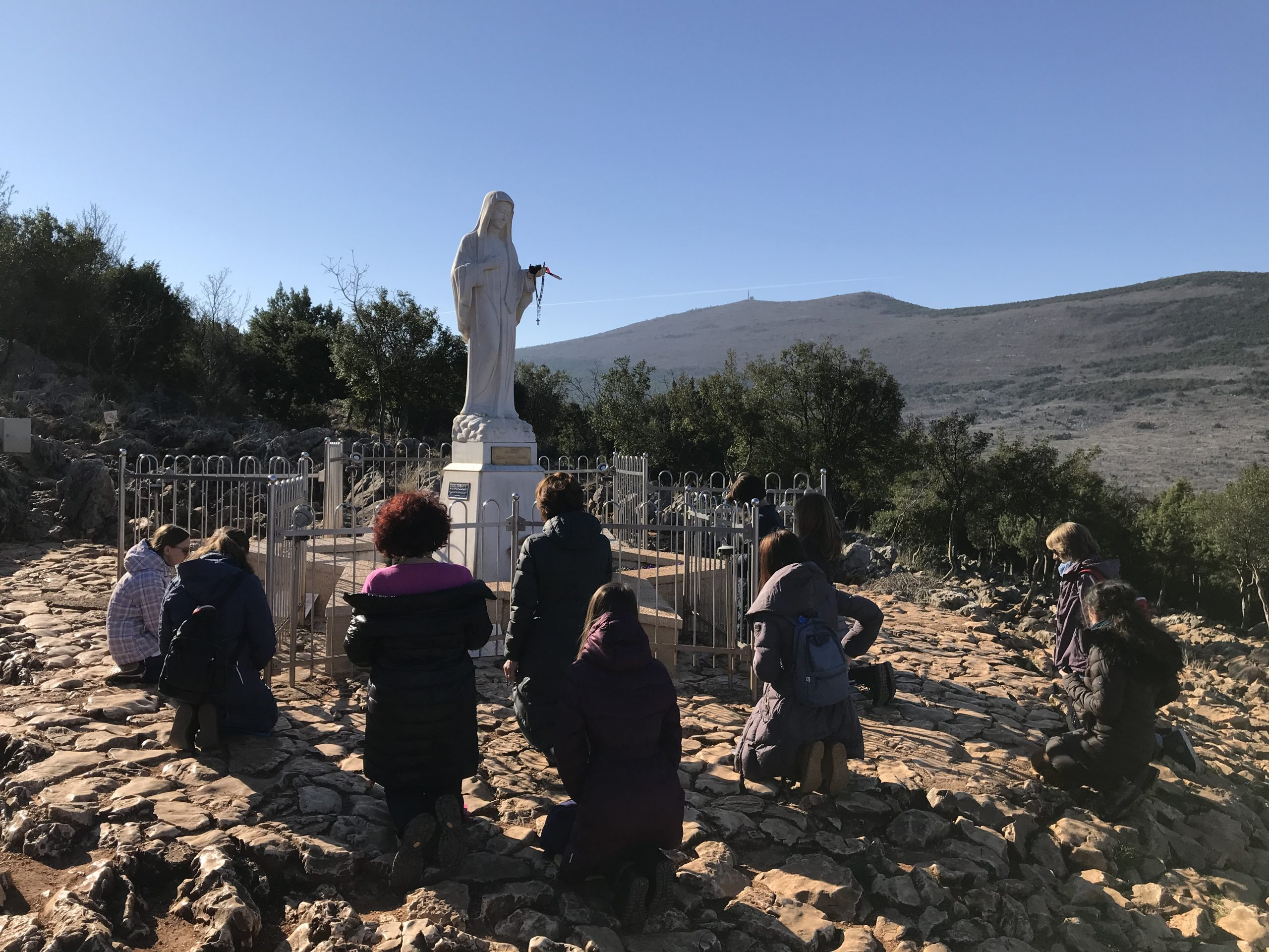 Modlitba ruženca v prvú sobotu v mesiaci 06.03.2021