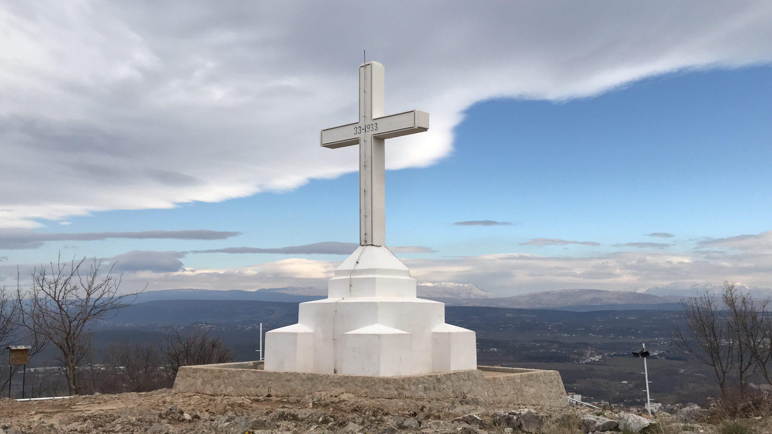 Modlitba križovej cesty na Križevci 2.4.2021