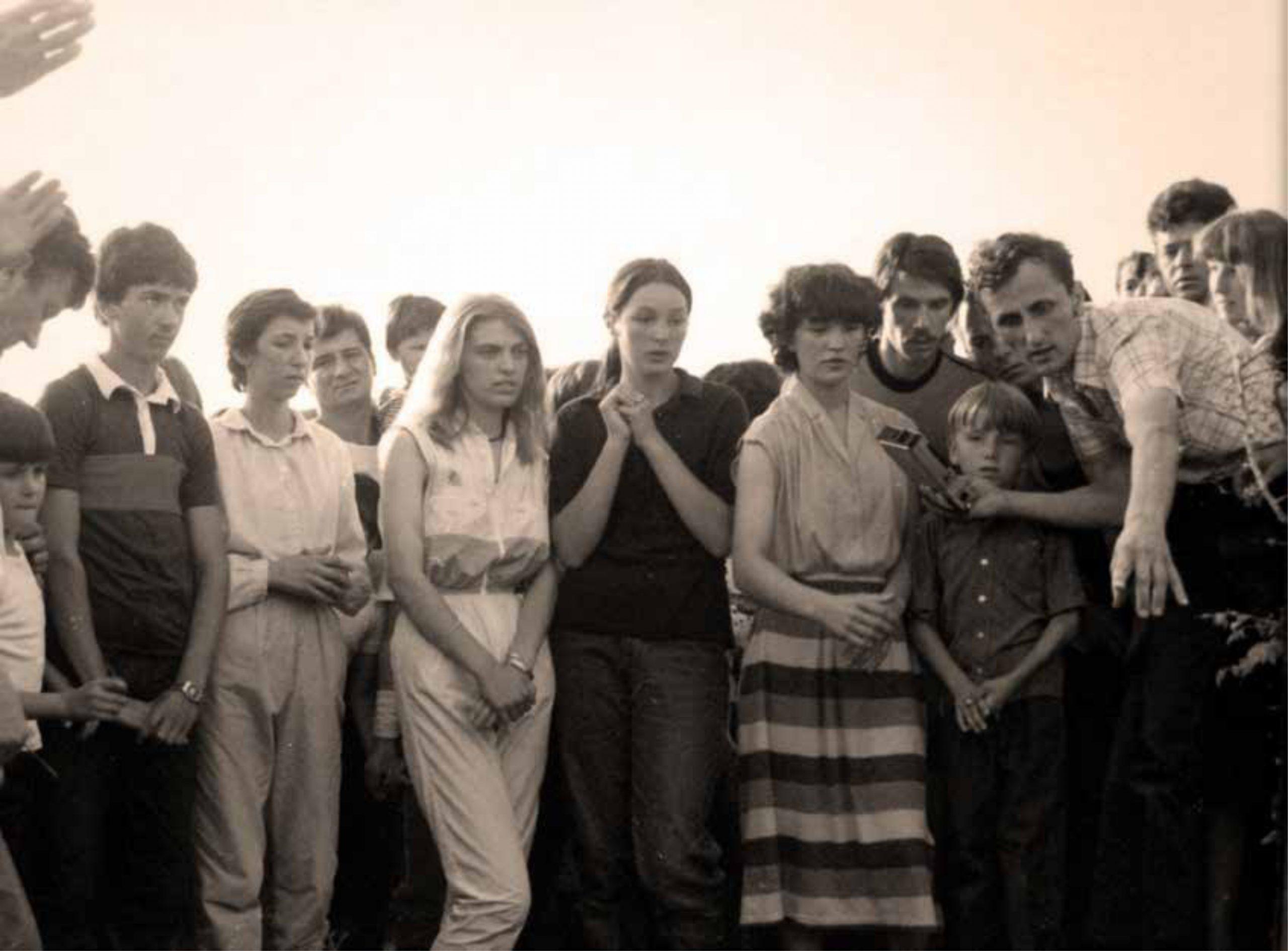 Rozhovor s vizionárkou Marijou Lunettiovou pred 40. výročím zjavení Panny Márie